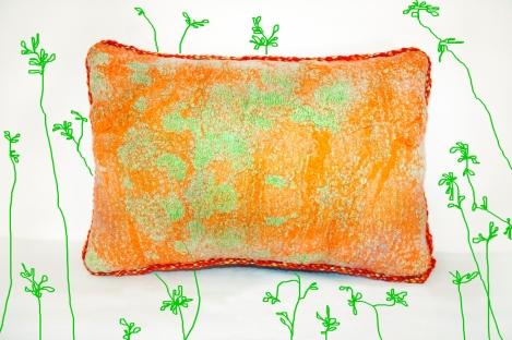 carrot cushion