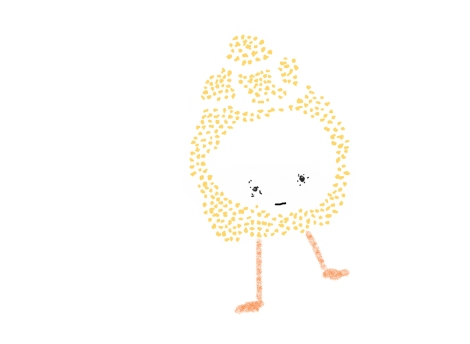 sorry I am only just a little chicken