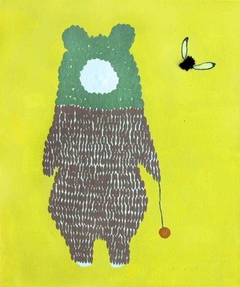 daruma bear