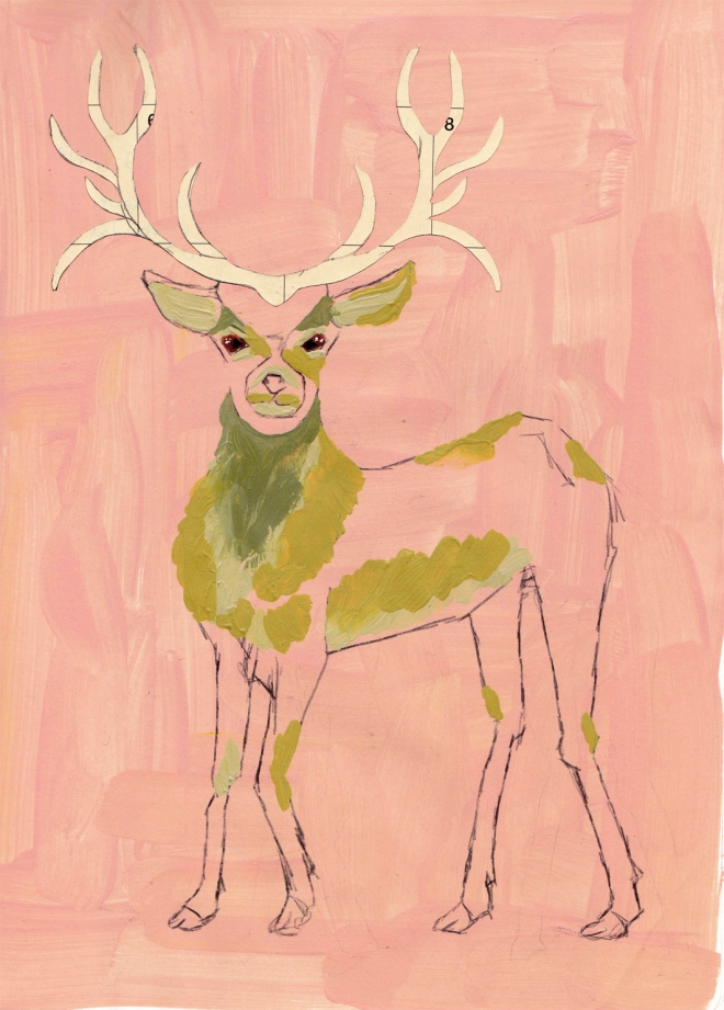 Come my deer let me love you: