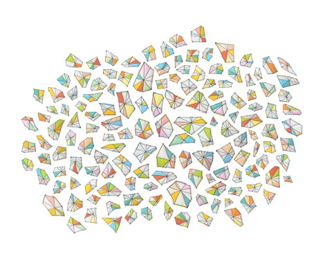 diamonds in the rough pattern